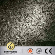 0.6mm thick galvanized steel sheet metal