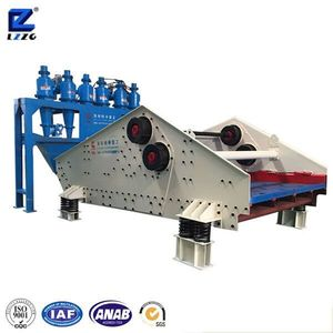 Barite Ore Tailing Disposal Methods Dewatering Screen made in China