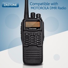 Hot sell ZASTONE DP880 dmr radio with 1000 CH UHF 400-470MHz compatible with MOTOTRBO free program cable