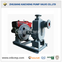 Diesel Engine Self Priming Sewage Water Pump