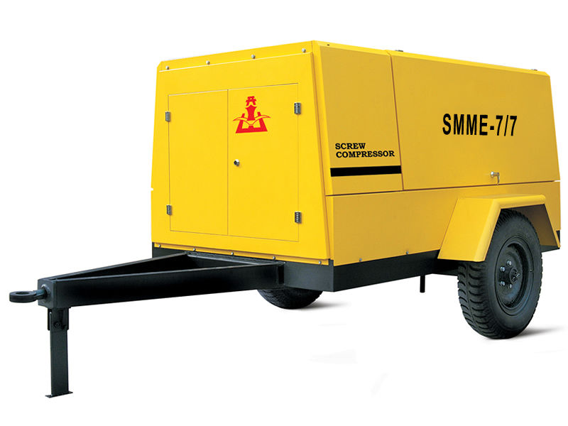 Portable Electric Screw Air Compressors 64-1250cfm 101.5-290psi