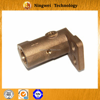 Copper Alloy Textile Machinery Metal Precision