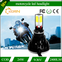 2016 new China product for sale bajaj pulsar accessories motorcycle parts led motorcycle headlight