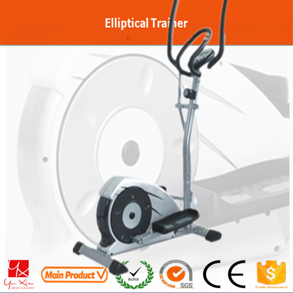 2016 hot sale heavy flywheel factory commercial gym fitness exercise cross training machine proform elliptical trainer
