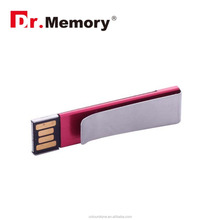 Dr.memory hot sale pen drive 16GB metal book clip usb flash drive memory stick 4GB/8GB/16GB/32GB flash card Bookend gifts