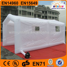 Hot outdoor customized giant durable and nice inflatable house