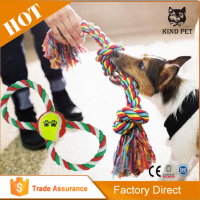 Factory Price Pet Products Cotton Rope