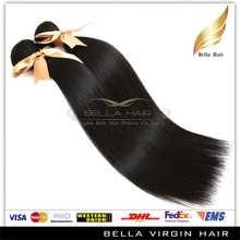 100% unprocessed virgin brazilian hair hair weave white women