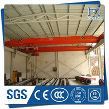 Top Roof Traveling Electric Hoist 5 ton Single Beam Overhead Crane