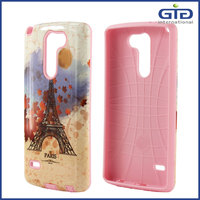 [NP-2636] With Dust Plug Armour Series Phone Cases for LG G3 Stylus D690 for LG Spirit C70 Case for LG Leon Back Cover