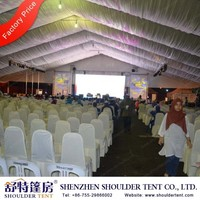 easy to install event tent, collapsible aluminum event tent ,pagoda pavilion car show tent event tent