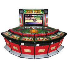 Factory price high quality roulette machine casino wooden roulette for sale