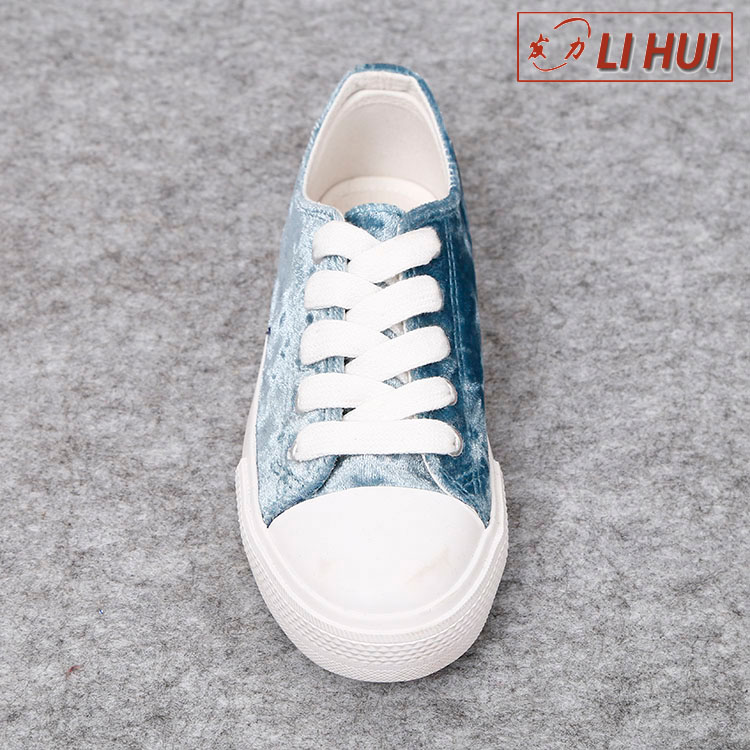 2017 China Wholesale School Llight Fashion Canvas Casual Shoes Kids Child Shoe Kid