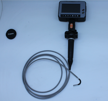 Industrial borescope with 4-way articulation, 4.5'' LCD, 3M testing cable
