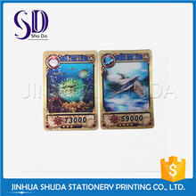 Manufacture New Fashion Hot Sale Trading Card Game