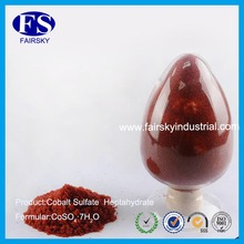 cobalt sulfate metal surfaces chemicals