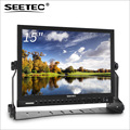 "SEETEC 15"" Aluminum 3G SDI 1024*768 Pro Broadcast hd camera 15 lcd screen Monitor"