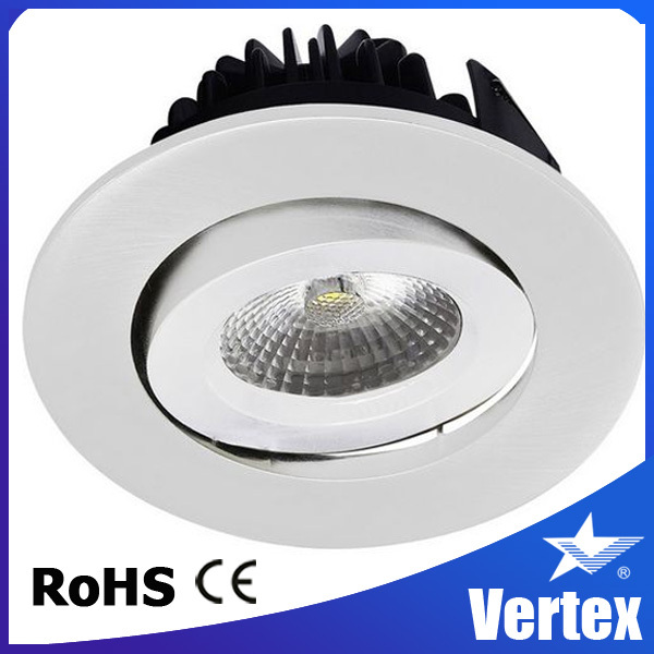 Dimmable and hot sale international brand tridonic led driver downlight
