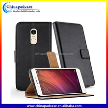 Mobile phones cover For xiaomi redmi note 4 PU Leather Mobile Phone Case With card slot