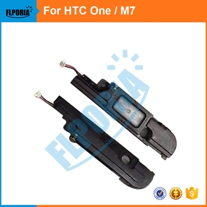 Original new Loudspeaker For HTC One M7 801e Loudspeaker Sound Buzzer Ringer Flex mobile phone flex cable