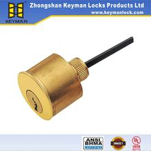 Hot selling outward opening door lock construction dimple key cylinder