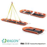 DW-BS003 Emergency fireproof basket stretcher
