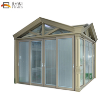Beautiful design triangle roof sun outdoor glass room sunroom houses