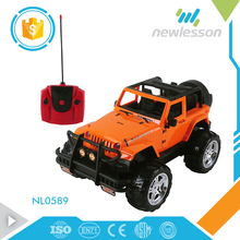 new design one key opeen door adult toys 5 channel kids gravity rc car for wholesale