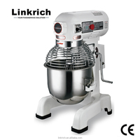 CE Approved Industrial Stand Food Mixer,High Speed B20f Food Mixer