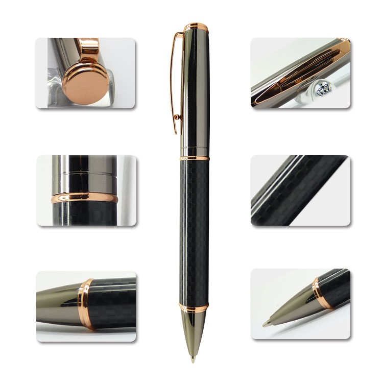 Top quality hot selling metal promotional taiwan pen kits manufactures