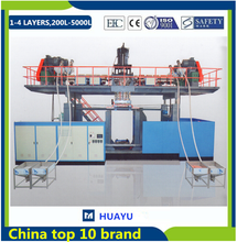 5000L 4 layers blow moulding machine
