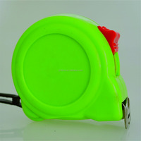 green cheapest measure tape,measure tool,steel measuring tape
