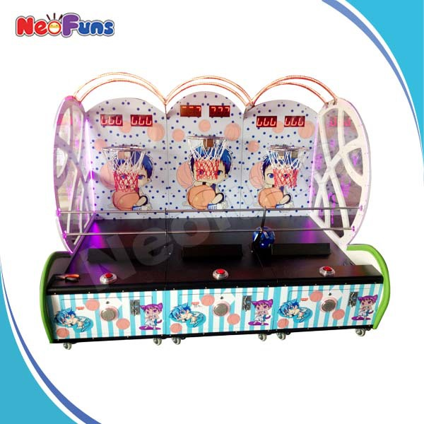 2015 Hottest Kids Basketball educational games machine,indoor amusement games for kids