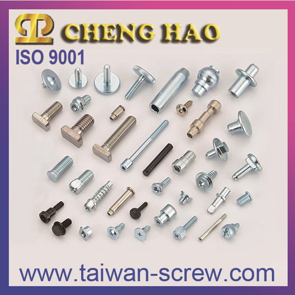 Taiwan Manufacturer Square Flat Screws