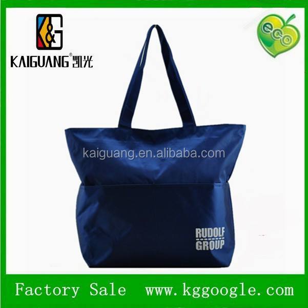 2015 promotional trolley luggage women's new design Oxford bag,polyester bag, nylon bag for promotional travel bag