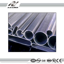 Durable 6005 t5 15mm alloyed aluminum extrusion profile for tube