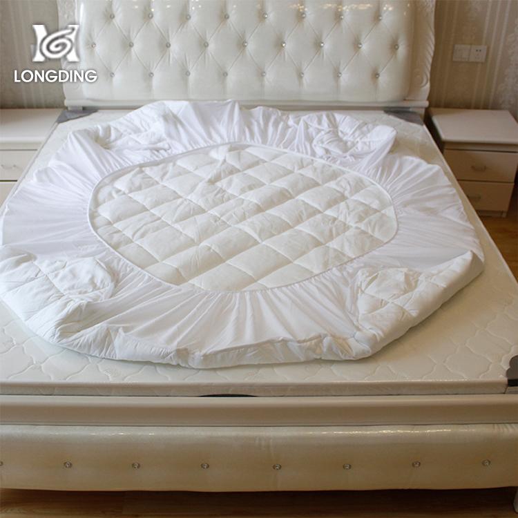 New design mattress topper pad cover with zipper - Jozy Mattress | Jozy.net