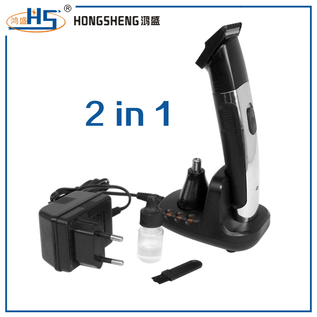 professional electric hair trimmer/rechargeable nose hair trimmer/electronic trimmer