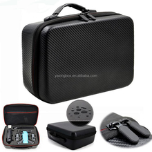 Carbon Shell Waterproof Storage Bag Carry Case Handbag for DJI Spark Drone Accesssories