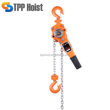 Mini Lifting Equipment 0.75 ton Hand Lever Chain Hoist