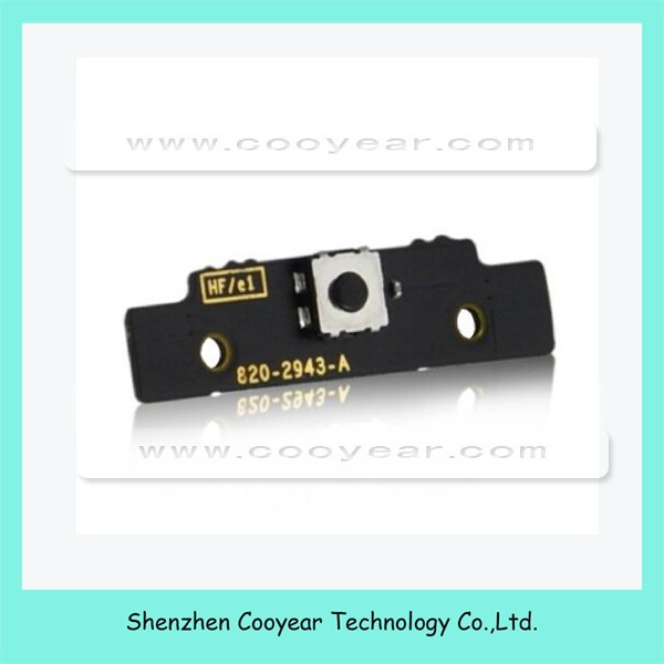 Home Button Board Flex Cable for iPad 2 or iPad 3 16GB/32GB/64GB WiFi 3G/4G