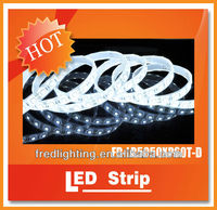 14.4W/m 72w/reel SMD5050 Flexible IP68 Completely waterproof decorative RGB Led strip light with CE&RoHS