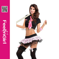 Whoesale japanese hot sexy no moq sexy school girl costume photos