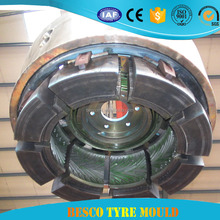 35# Steel 11 x 4.00 - 6 ATV Tyre Mould With EDM Process For Bicycle / Motorcycle