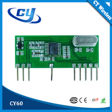 CY60 RF 433MHz Module Wireless Alarm Receiver