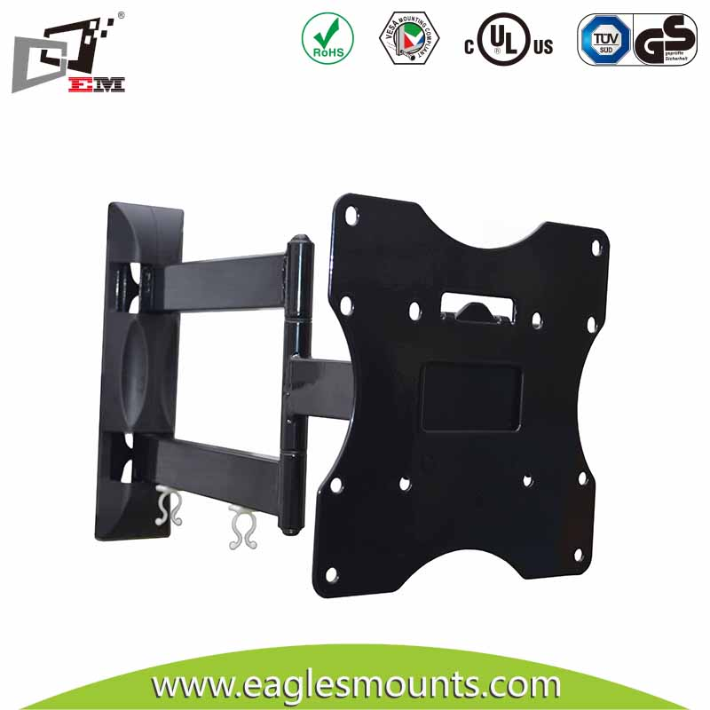 Professional Manufacture Adjustable Flat Panels TV In Wall Mount