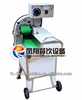 efficient #304 stainless steel cooked chicken meat slicing machine (food-grade parts) SKYPE: emmalyt.lv +8613450177260