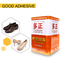 milky pu adhesive glue for real leather in shoes making