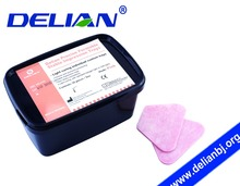 Delian Precise Formable Stable LC Impression Trays For Light Curing Individual Custom Trays Dental For Light Curing Machine