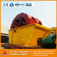 New designed/ SDSY XS series Bucket sand washer/ Sand washing machine for sales